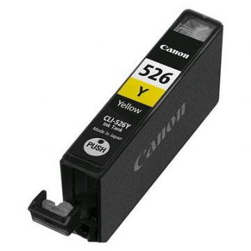 Canon CLi-526BK Black Refurbished Ink Cartridge 526 - (4540B001)